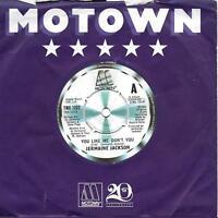 "Jermaine Jackson You Like Me Don't You UK 45 7"" single Tamla Motown TMG 1222"