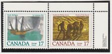 Canada 1979 Canadian Writers MNH SG940-1 Emile Nelligan Frederick Grove Books