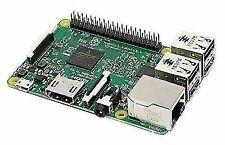 Raspberry Pi 3 Model B Broadcom 2837 ARMv8 64bit 1.2GHz 1GB RAM WiFi Single-Board Computer