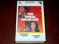 The Spiral Staircase VHS 1970's  Warner Home Video