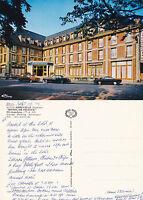 1970's HOTEL DE FRANCE ABBEVILLE FRANCE UNUSED COLOUR POSTCARD