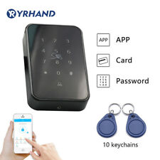 WiFi App Access Control Reader Electronic Furniture Digital Keypad Door Lock
