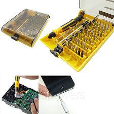 45 in 1 Torx Precision Screw Driver Repair Tool Set Flexible Kit Mobile Camera