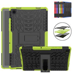 Heavy Duty Hybrid Stand Case For Samsung Galaxy Tab A7 10.4in 2020 SM-T500 T505