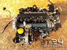 Motor 1.3 JTD 263A2000 FHZ EURO 5 FIAT DOBLO II 37TKM UNKOMPLETT