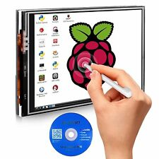 Schermo Display Per Raspberry Pi 3 Tablet LCD Touch Screen 3.5 Pollici 320*480