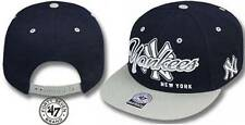 Snapback NY Cap Forty Seven YMCMB Tisa Supreme MMG Dope New
