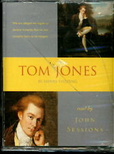 Audio book - Tom Jones by Henry Fielding   -   CD    Abr