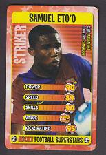 Kick - Football Superstars 2006 - Samuel Eto'o - Barcelona
