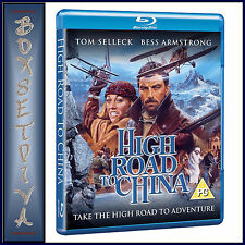 HIGH ROAD TO CHINA -  Tom Selleck &  Bess Armstrong **BRAND NEW BLU RAY**