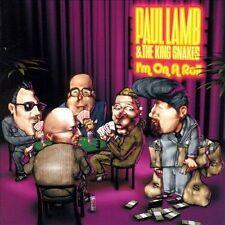 I'm on a Roll by Paul Lamb/Paul Lamb & the King Snakes, Paul Lamb (CD, Jun-2006…