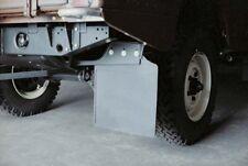 Land Rover Defender 110 REAR Mud Flap (SINGLE) BTR277