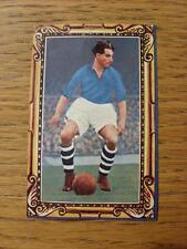 Circa anni 1950 soddisfare la stella del calcio Cut Out: Everton-Tommy Jones