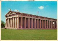 Parthenon Centennial Park Nashville Tennessee TN Postcard