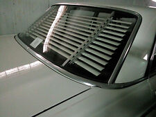 NEW!!! Rear Venetian Blind for Mercedes Benz w114 w123 w126 (Chrome+small blind)