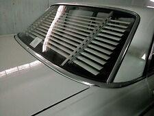 NEW!!! Rear Venetian Blind for Mercedes Benz w114 w123 w126 (Chrome+small blind)