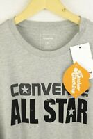 ALL STARS Mens CONVERSE T Shirt CHUCK TAYLOR Short Sleeve MUSCLE Fit Large P56