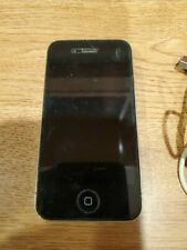 Apple iPhone 4s - 32GB - Black (Unlocked A1387 (CDMA  GSM) AT&T TMobile Verizon