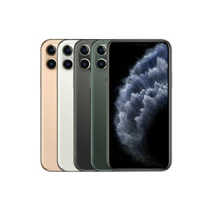 Apple iPhone 11 Pro Max - 256GB - All Colors (Unlocked) - Very Good Condition