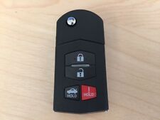 Mazda Remote Key Fob Shell/Case and uncut blade
