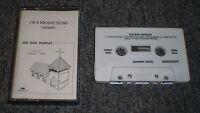 Ice Box Sunday Johnny Hays~RARE Private Label Christian Gospel Cassette~FastShip
