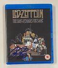 Jason Bonham LED ZEPPELIN Signed Autograph The Song Remains The Same Blu DVD