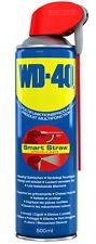 WD-40® Universalöl 500ml Smart Straw, Multifunktionsprodukt und Rostlöser