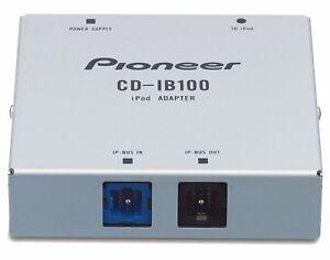 NEW Pioneer  CD-IB100  iPod Adapter