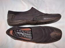 Walking Cradles Almond Slip-On Women's Shoes Brown