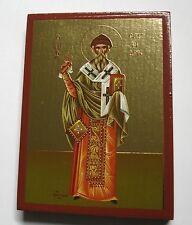 St.Spyridon Ikone Icon Icone икона Святитель Спиридон Ikona Ἅγιος Σπυρίδων