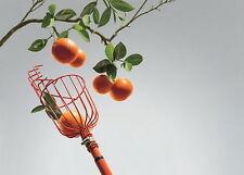 High Quality New Fruit Picker Gardening Apple Pear Picking Tool Metal Head unit