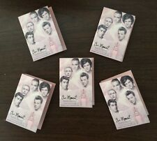 ONE DIRECTION OUR MOMENT PERFUME SPRAY(5) SAMPLE MINI SET 0.8 M/0.027 Fl Oz NIP