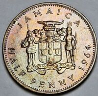 BERMUDA 1977 Penny UNC from original roll