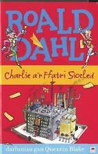 Charlie a'r Ffatri Siocled (Welsh Edition)-ExLibrary