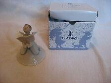 PERFECT LLADRO DAISA TENOR SINGING BOY ANGEL ORNAMENT BELL 1996 W/BOX
