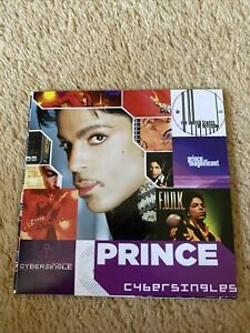 Prince  The Cyber Singles Cd
