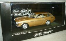 Minichamps 430171612, Volvo P1800 ES, 1971, gold metallic, limit., 1/43, NEU&OVP