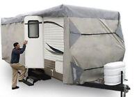 Expedition Premium RV Travel Trailer Cover Fits 27-30 Foot 27 28 29 30