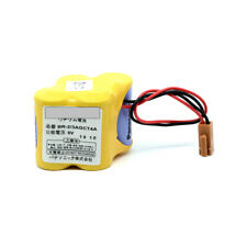 10pcs BR-2/3AGCT4A 6V PLC Industrial batteries for Panasonic Fanuc
