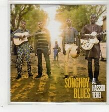 (GB578) Songhoy Blues, Al Hassidi Terei - DJ CD