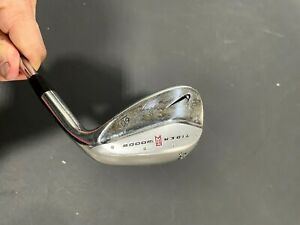 NICE NIKE TIGER WOODS FORGED 60* LOB WEDGE W/ WEDGE FLEX SHAFT