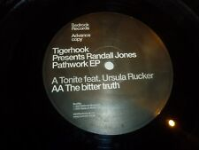 "Tigerhook presenta Randall Jones-Pathwork Ep - 2003 Reino Unido 2-track 12"" SINGLE"