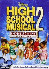 High School Musical 2 - Extended Edition DVD by Zac Efron Vanessa Hudgens Bil