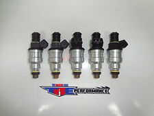 TRE 440cc/min Fuel Injectors Fit Bosch Turbo Drag Race 42LB/HR EV1 420 cc NEW 5