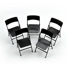 5pcs 1/6  Scale Action Figure Folding Chair for Hot Toy Soldier enterbay dragon