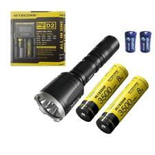 NITECORE CI7 Dual Output IR Flashlight - 2500 Lm, 7000mW w/2x 3500mAh battery, D