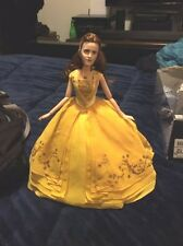 Disney Belle Film Collection Beauty and the Beast Live Action doll toy No box