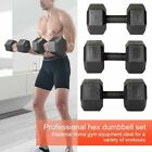 5KG 10KG Dumbells Pair of Gym Weights Barbell/Dumbbell Body Building Weight Set