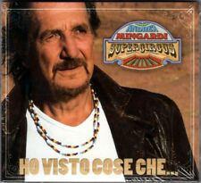 ANDREA MINGARDI - HO VISTO COSE CHE... - CD NUOVO SIGILLATO FRANKIE HI-NRG MC