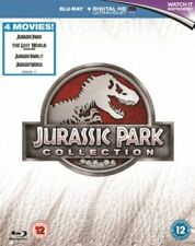 Blu-ray Jurassic Park (film)
